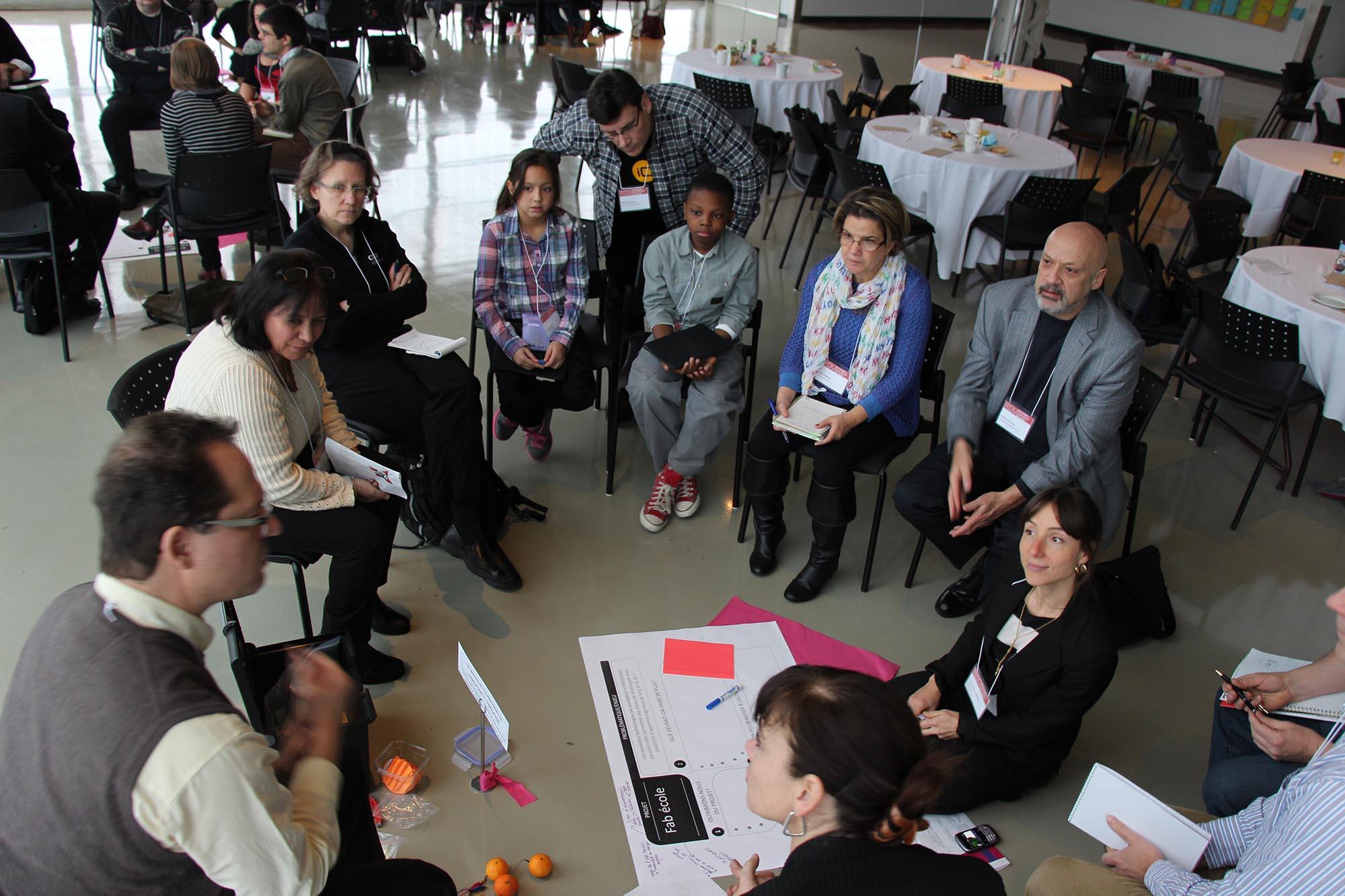 Utiliser les outils et approches d'innovation sociale et technologiques