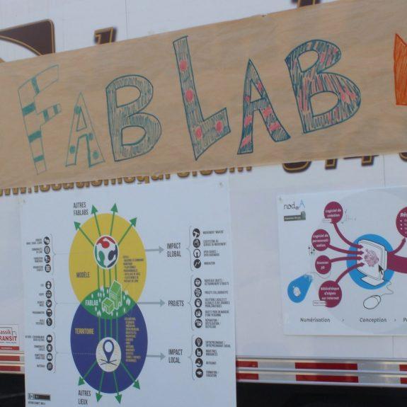 Résidence Imaginons nos Fab Labs