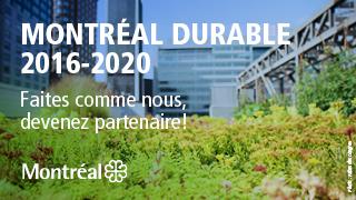 Montréal durable 2016-2020