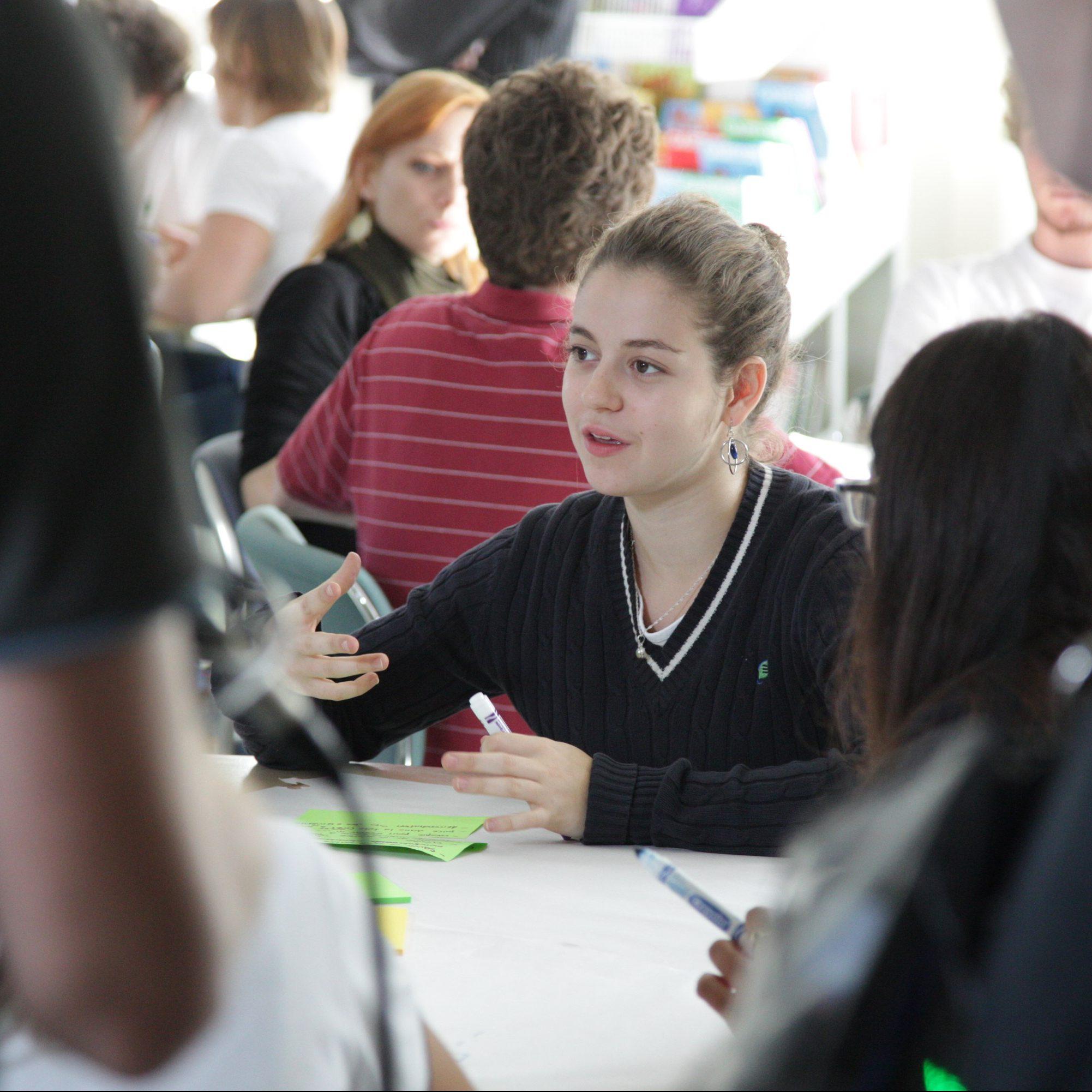 Forum Les jeunes et la science